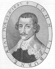 John Lilburne criticised Magna Carta as an inadequate definition of English liberties.