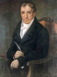 Adamantios Korais, key figure of the modern Greek Enlightenment and with significant influence on the modern Greek language