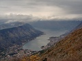 Panorama of the Bay of Kotor