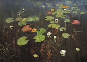 Water lilies (1895)
