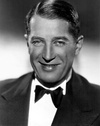 Publicity photo of Maurice Chevalier
