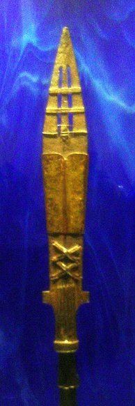 Bolesław's replica of the Holy Lance, Wawel Hill, Cracow