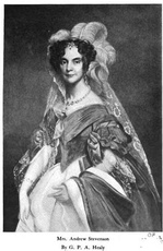 Sarah Coles, Stevenson's second wife