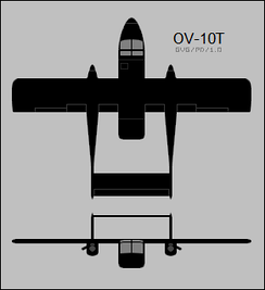 The proposed OV-10T