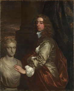 1659 portrait by Peter Lely of Henry Capel