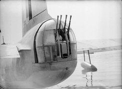 FN-13 tail turret