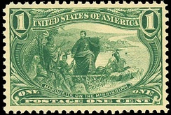 Trans Mississippi Issue, 1898-1c
