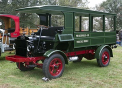 1920s era Under-Seat engined Autocar Delivery truck