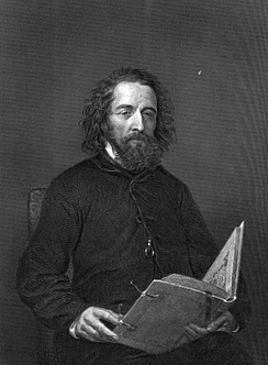 Lord Tennyson, the Poet Laureate