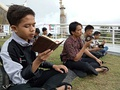 Minangkabau people (Padang, Indonesia) Reciting Al-Qur'an