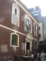 Bevis Marks Synagogue, City of London, the oldest synagogue in the United Kingdom