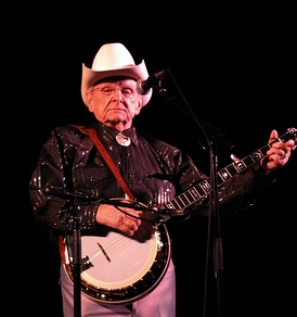 Dr. Ralph Stanley in 2006