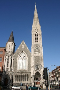 Findlater's church (Abbey Presbyterian Church), Parnell Square