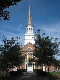 First Presbyterian Church in Schenectady, New York