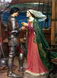 Tristan and Isolde1916
