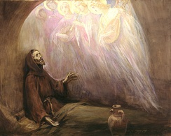 Life of Francis of Assisi by José Benlliure y Gil