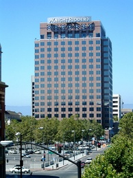 The Mercury News's parent company was headquartered at the Knight-Ridder Building in downtown San Jose from 1998 to 2006.