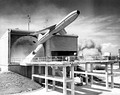 MACE Missile The Hard Site Mace B stationed at Bitburg