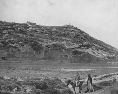 A view of Mount Carmel in 1894.