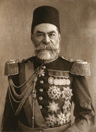 The Ottoman Grand Vizier and Wāli of Yemen Ahmed Muhtar Pasha