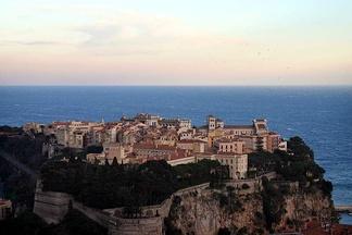 Старый город Монако— столица и резиденция князя Монако