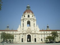 Pasadena Civic Center District