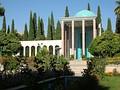 Saadi's mausoleum in Shiraz, Iran