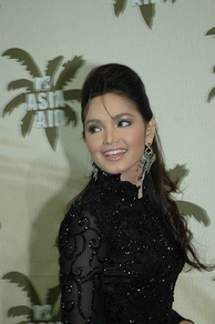 Siti Nurhaliza, dubbed as the Malaysian pop princess