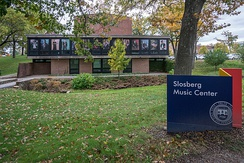 Slosberg Music Center