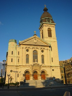 St. John Cantius, one of Chicago's 'Polish Cathedrals'