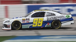 Martins' 2019 Xfinity car at Atlanta Motor Speedway