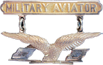 Military Aviator badge, 1913