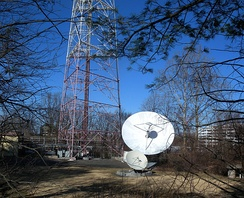 NJTV transmitter at Montclair State University