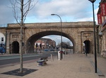 Wicker Arch and Adjoining Viaduct and Buildings