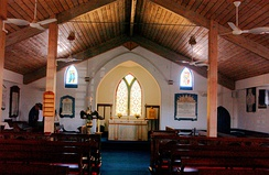St. Mary's Anglican Church [Wikidata], Ascension