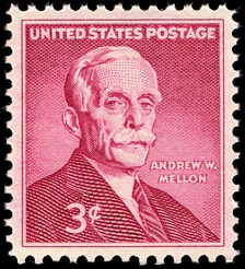Alumnus Andrew W. Mellon was a banker, industrialist, philanthropist, art collector and U.S. Secretary of the Treasury, along with serving as president of the alumni association and as a university trustee.