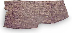 14th-century Novgorodian children were literate enough to send each other letters written on birch bark.