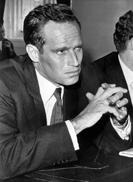 Heston at a congressional hearing in 1961