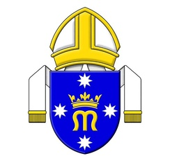 Arms of the Personal Ordinariate of Our Lady of the Southern Cross