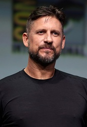 David Ayer: the writer/director of Suicide Squad