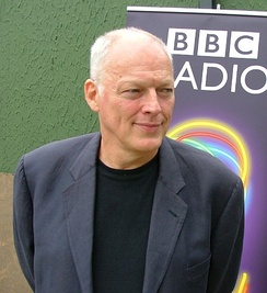 Gilmour at Live 8, 2005