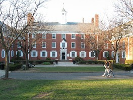 Demarest Hall dormitory