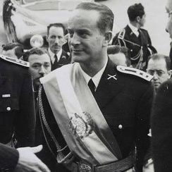 Guatemala's democratically elected president Jacobo Árbenz was overthrown in a coup planned by the CIA to protect the profits of the United Fruit Company.