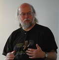 James Gosling, computer scientist and creator of the Java programming language.