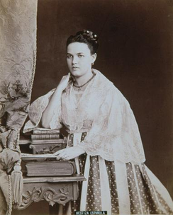 Maria Clara gown, the Philippine national dress, was made during the colonial era by Filipinos.