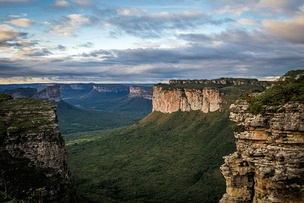 Morro do Pai Inácio na Chapada Diamantina