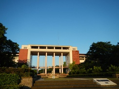 University of the Philippines Diliman is the flagship campus of the University of the Philippines since 1949.