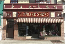 Carlo's Bake Shop, which is the setting for the reality television show Cake Boss, is now a local tourist attraction.