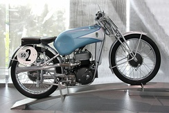 DKW SS 250 from 1938/39