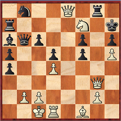 Chess is an example of a game of perfect information.
